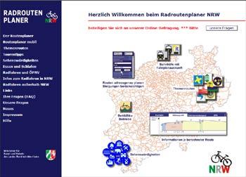 NRW und seine Themenrouten findet man hier.